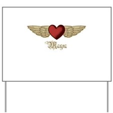 Mayra the Angel Yard Sign