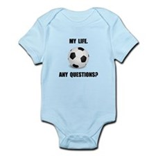 My Life Soccer Body Suit