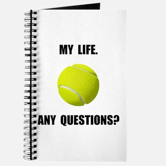 My Life Tennis Journal