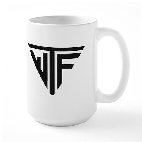 The WTF Large Mug