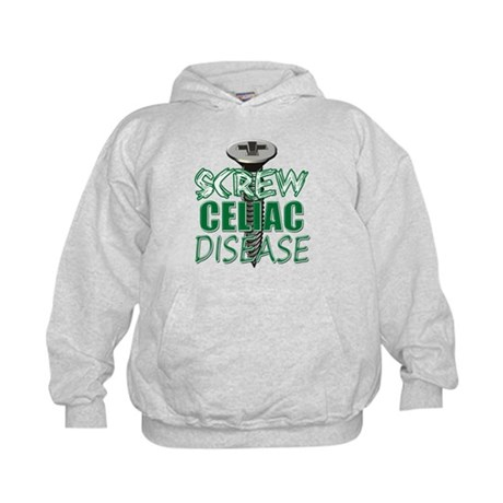Screw Celiac Disease copy Hoodie