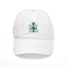 Screw Lyme Disease copy Baseball Baseball Cap