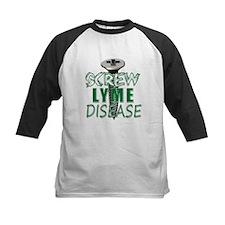Screw Lyme Disease copy Baseball Jersey