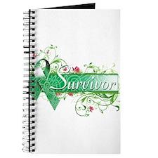 Survivor Floral copy Journal