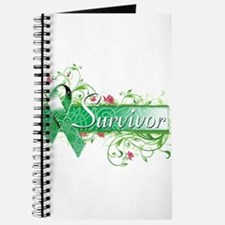 Survivor Floral copy Journal