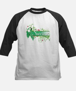 Survivor Floral copy Baseball Jersey