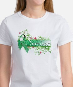 Survivor Floral copy T-Shirt