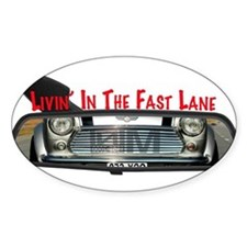 Rearview Mini Decal