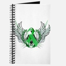 Awareness Tribal Green copy Journal
