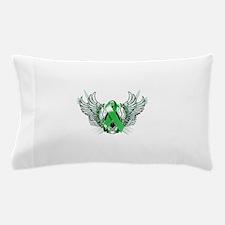 Awareness Tribal Green copy Pillow Case