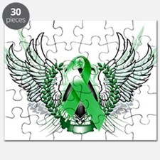 Awareness Tribal Green copy Puzzle