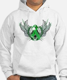 Awareness Tribal Green copy Hoodie