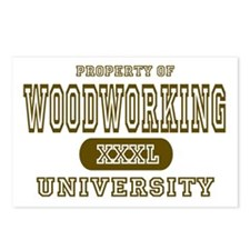 Woodworking University Postcards (Package of 8)