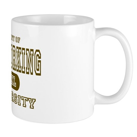 Woodworking University Mug