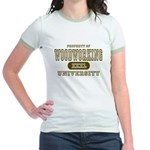 Woodworking University Jr. Ringer T-Shirt