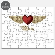 Mindy the Angel Puzzle