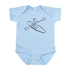 Brush Kayak Infant Bodysuit