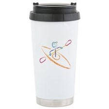 Brush Kayak Travel Mug