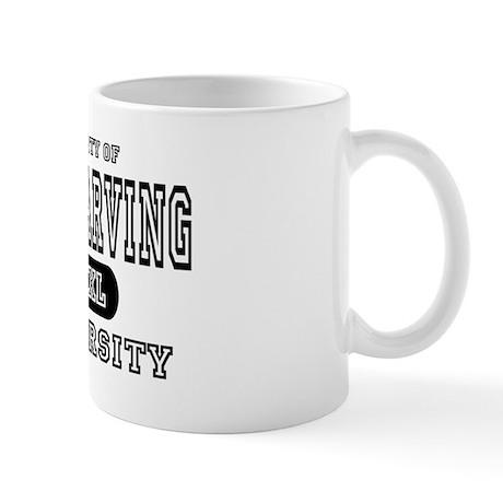 Woodcarving University Mug