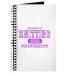 Knitting University Journal