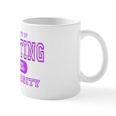 Knitting University Mug