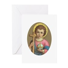 Christ the Child King Greeting Cards (Pk of 10