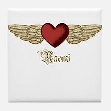 Naomi the Angel Tile Coaster