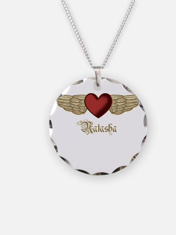 Natasha the Angel Necklace