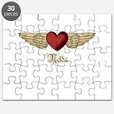 Nelda the Angel Puzzle