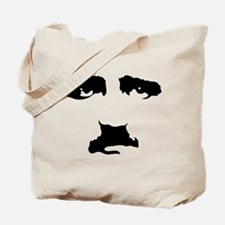 Poe Close-Up Tote Bag