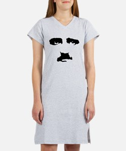 Poe Close-Up Women's Nightshirt