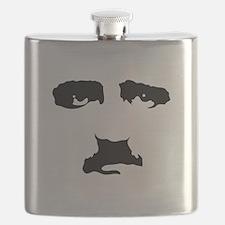 Poe Close-Up Flask