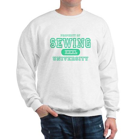 Sewing University Sweatshirt