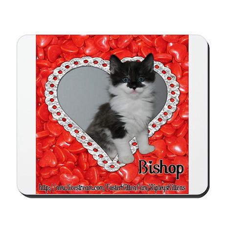 Love of Bishop Mousepad