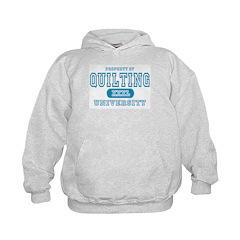 Quilting University Hoodie