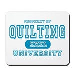 Quilting University Mousepad
