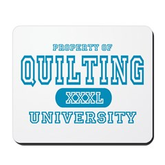 Quilting University Mousepad
