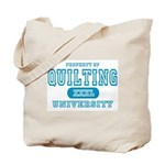 Quilting University Tote Bag