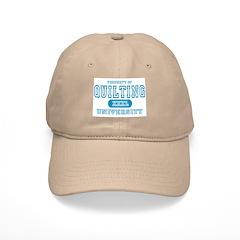 Quilting University Baseball Cap
