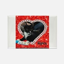 Love of Ripley Rectangle Magnet