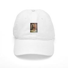 Portrait of Jesus Baseball Cap