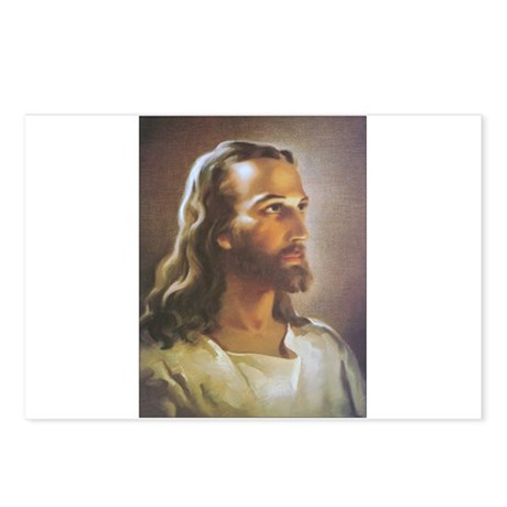 Portrait of Jesus Postcards (Package of 8)