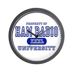 Ham Radio University Wall Clock