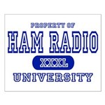 Ham Radio University Small Poster