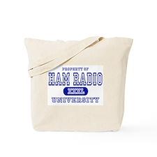Ham Radio University Tote Bag
