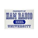 Ham Radio University Rectangle Magnet