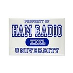 Ham Radio University Rectangle Magnet (10 pack)