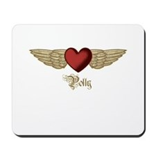 Polly the Angel Mousepad