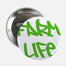 """Cute Farmer 2.25"""" Button (10 pack)"""