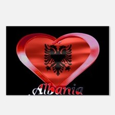 Albanian Postcards (Package of 8)